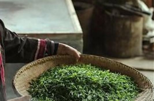 蒸青绿茶是什么意思?