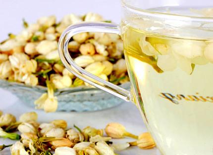 喝茉莉花茶对人体健康带来的益处!?